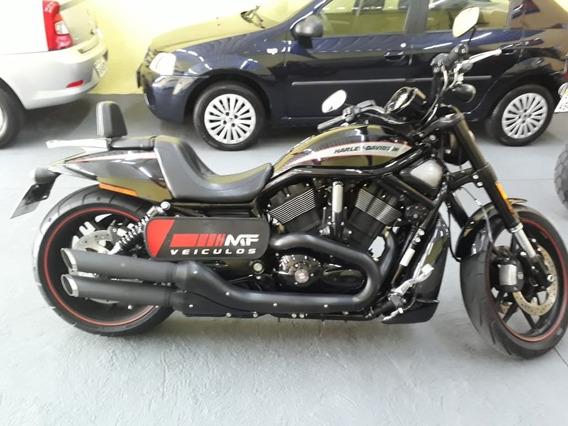 Harley Davidson V-rod - Nova! Impecável! - 2016
