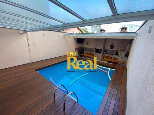 Imagem 1 de 29 de Sobrado À Venda, 264 M² Por R$ 1.100.000,00 - Jardim Regina - São Paulo/sp - So0804