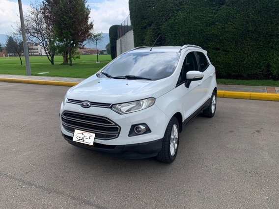Ford Ecosport 2.0 Aut Titanium 2014