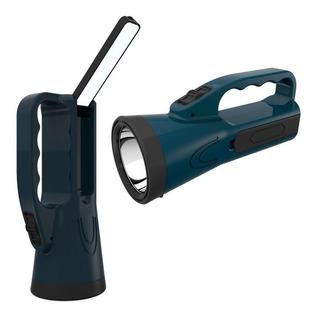 Lanterna Led Com Alça E Função Luminária Yg-5714 Nsbao