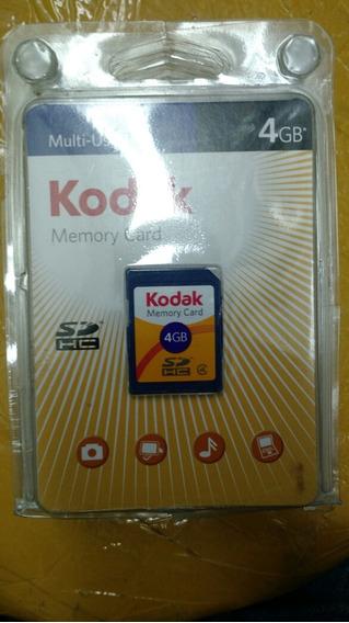 Memory Card 4gb Kodak