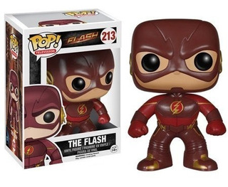 Funko Pop The Flash # 213 * Local Balvanera