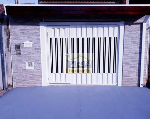 Casa Com 2 Dormitórios À Venda, 140 M²  - Parque Jatobá (nova Veneza) - Sumaré/sp - Ca4175
