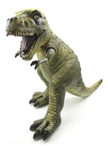 Imagen 1 de 6 de Grandes Juguetes De Dinosaurios Jurassic Rex Gigante