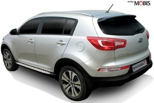 Set Estribo Kia Sportage 2011-2012-2013-2014-2015