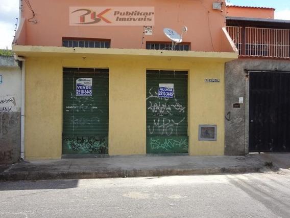 Loja Em Belo Horizonte - Guarani Por 590,00 Para Alugar - 24