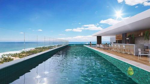 Imagem 1 de 9 de Apartamento À Venda, 40 M² Por R$ 315.000,00 - Stella Maris - Salvador/ba - Ap1036
