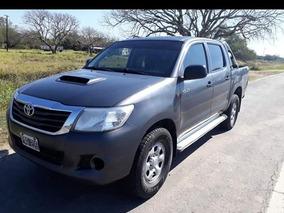 Toyota Hilux 2.5 Cs Dx Pack 120cv 4x2 2015