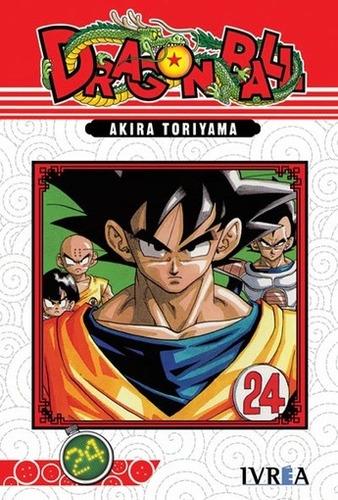 Dragon Ball 24 - Akira Toriyama