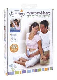 Monitor De Audio Prenatal Latidos Del Corazón Bebé Summer