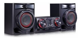 Mini System Lg X Boom Bluetooth 440w Cj44