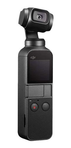 Câmera Portátil Estabilizada Osmo Pocket Dji Preta Ot110