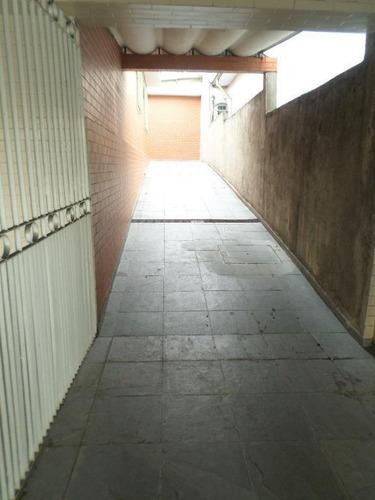 Imagem 1 de 8 de Casa Com 1 Dormitório À Venda, 60 M² Por R$ 550.000,00 - Vila Alzira - Santo André/sp - Ca0252