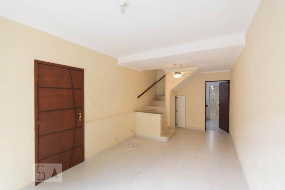 Casa Para Aluguel - Campo Belo, 2 Quartos, 100 - 893036049