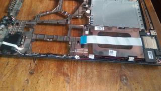 Lenovo G40-80 Desarme, Puerto Usb Con Lector De Tarjeta