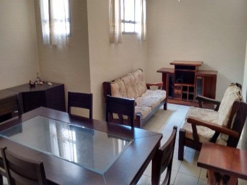 Amplo Apartamento Mobiliado Para Venda Ou Locação Definitiva No Jardim Primavera, Próximo Ao Centro E 1oom Do Mar E Avenida Da Praia - Ap00304 - 4260032