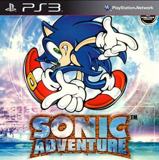 Sonic Adventure Ps3