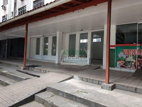 Ponto Para Alugar, 80m² Por R$ 4.200,00/mês - Adrianópolis - Manaus/am - Próximo Ao Shopping Manauara - Pt0277