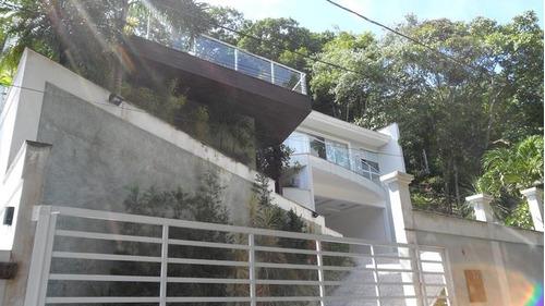 Imagem 1 de 30 de Casa No Saguaçú Com 6 Quartos Para Venda, 427 M² - Kr390