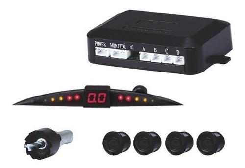 Sensor De Retroceso Para Vehículos 4 Sensores