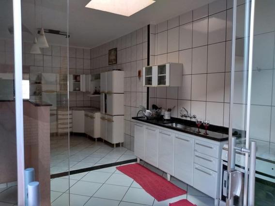 Casa Em Jardim Novo Ii, Mogi Guaçu/sp De 176m² 3 Quartos À Venda Por R$ 383.000,00 - Ca426609