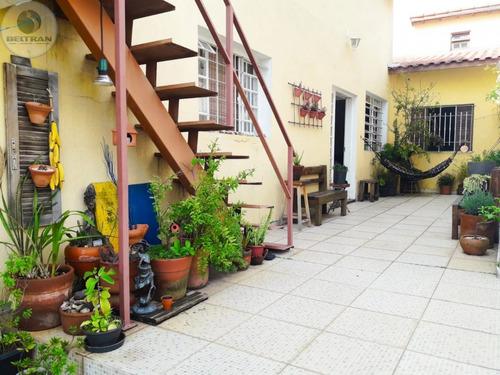 Casa A Venda No Bairro Vila Rosália Em Guarulhos - Sp.  - 558-1