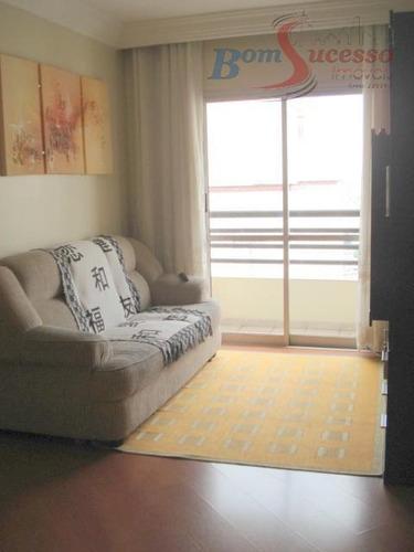 Imagem 1 de 11 de Apartamento Com 3 Dormitórios À Venda, 64 M² Por R$ 405.000,00 - Vila Carrão - São Paulo/sp - Ap1011