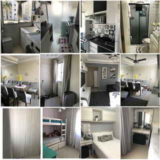 Apartamento Com 2 Quartos Com Moveis Planejados