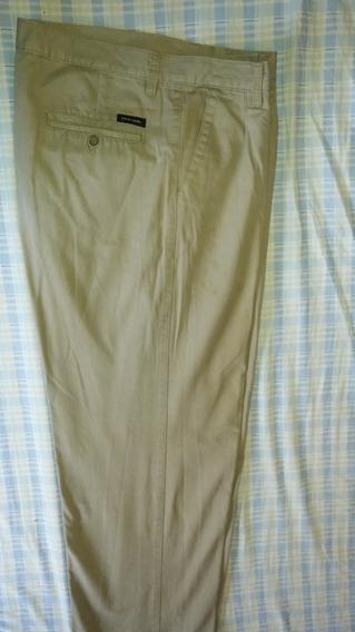 Pantalon Gabardina Pierre Cardin Talle 48 - Edukayaks