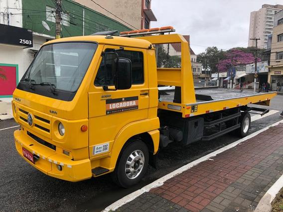 Vw 8160 Delivery Plataforma E Guincho