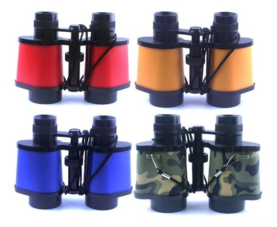 8x30 Magnifier Children Binoculars Mini Kid Scope Telescopes