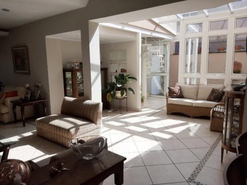 Imagem 1 de 7 de Maravilhosa Casa Semi-térrea À Venda No Residencial 2 Em Lphaville - Ca02900 - 68404041
