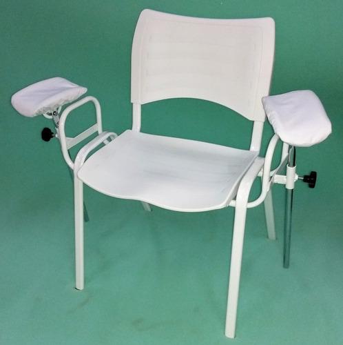 Imagem 1 de 5 de Cadeira De Coleta De Sangue Modelo Iso