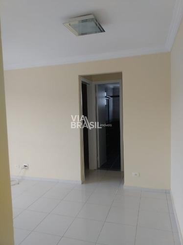 Apartamento Em Condomínio Padrão No Bairro Jd. Iraja - 54 M² - Rs 200.000,00 - 1144