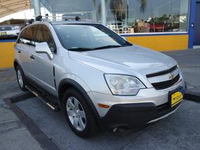 2011 Chevrolet Captiva Paq B 6 Cilindros, Color Plata