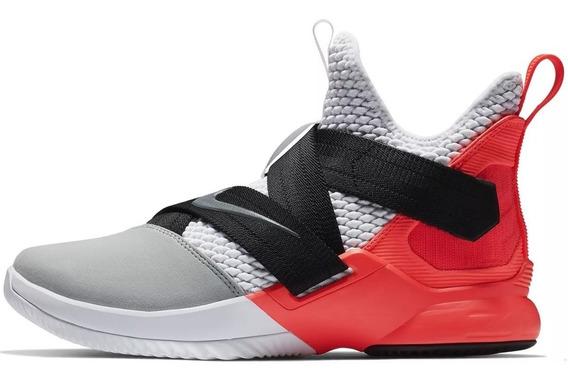 Tênis Nike Lebron Soldier 12 Flash Crimson ,pronta Entrega.