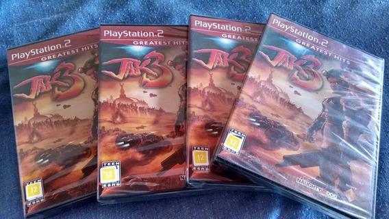 Jak 3 Playstation 2 Ps2 Original Americano Novo (lacrado)