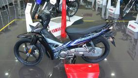 Moto Yamaha New Crypton 110 0km -2017-varbikes