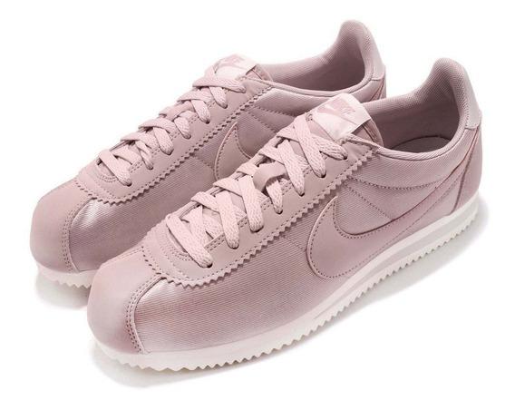 Nike Cortez Nylon Classic - Mujer 002