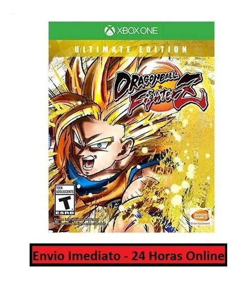 Dragon Ball Fighterz Jogo + Todas Dlc