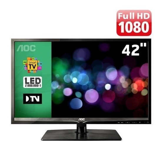 Tv Led 42 Aoc Modelo Le42d5520