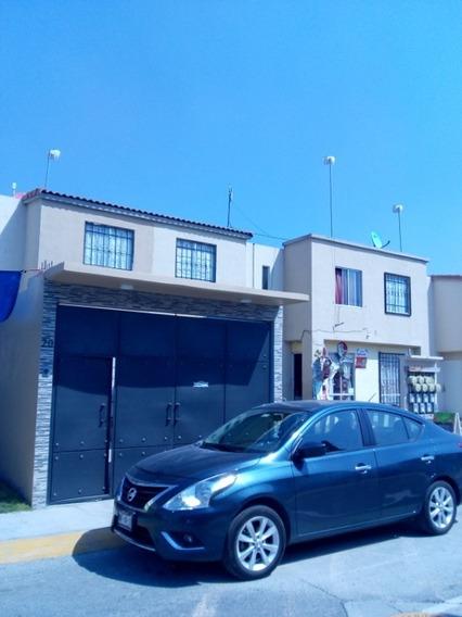 Casa En Venta En Paseos De Tecámac, Estado De México