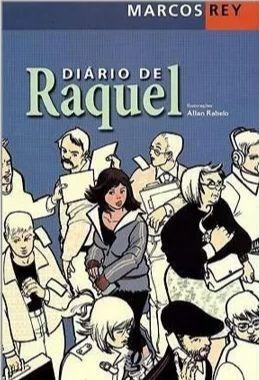 Ml-livro Diário De Raquel - Marcos Rey
