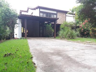 Casa Em Pendotiba, Niterói/rj De 300m² 5 Quartos À Venda Por R$ 1.100.000,00 - Ca216147