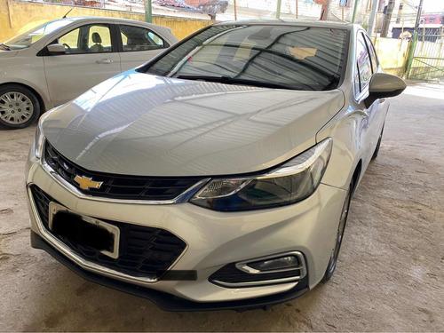 Imagem 1 de 7 de Chevrolet Cruze Sport 2017 1.4 Ltz Turbo Aut. 5p