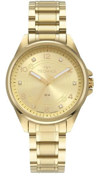 Relógio Feminino Technos Boutique Dourado 2035mrn/4x