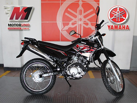 Yamaha Xtz125 E Bl/ng/vd Mod 2020