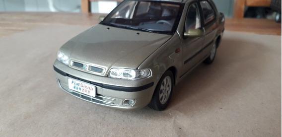 Miniatura Fiat Siena Elx 1.5 Esc 1/18