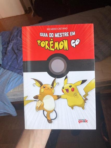 Livro Guia Pokemon
