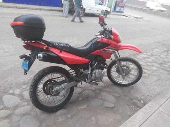 Moto Honda Xr125 2012